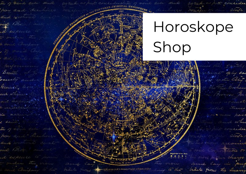 Horoskope bei Astroschmid.ch